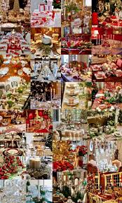 280 best christmas table decorations images on pinterest