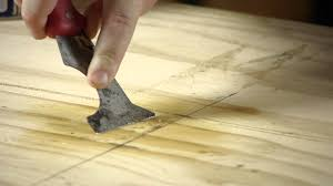 Adhesive Laminate Flooring How To Remove A Peel And Stick Tile Adhesive From Plywood