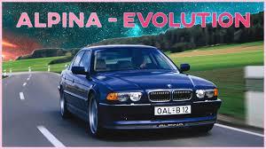 The Story Of Alpina Alpina Evolution Part 2 Ep 191 Youtube