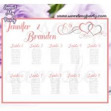 Wedding Seat Chart Template Wedding Seating Charts Template Wedding Table Plan Wedding Seating