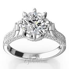 eternity wedding bands and rings 25karats page 2 engagement rings certified diamonds design your own engagement