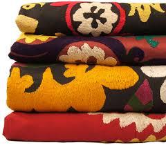 Suzani Fabric Chair Happy Suzani Friday Loot Design House U0026 Mercantile