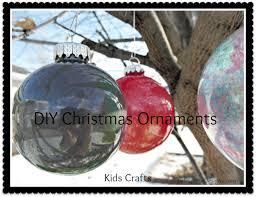 diy ornaments simple crafts