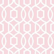 vinyl peel and stick wallpaper shop wallpops 30 sq ft pink vinyl geometric peel and stick