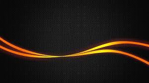 ecran noir orange et fond d écran noir
