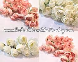silk flowers etsy
