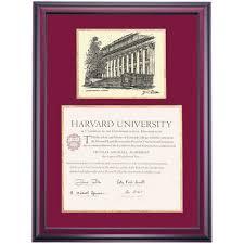 virginia tech diploma frame harvard diploma frames diploma display ocm