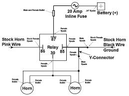wiring diagram for horn relay harley davidson u2013 readingrat net