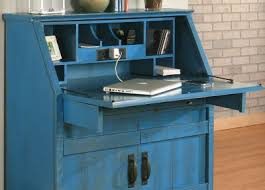 Drop Lid Computer Desk Chattanooga Blue Drop Lid Desk Desks Colors