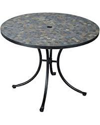 Tile Top Patio Table Tile Top Patio Table Garden Outdoor