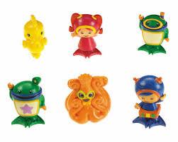 bubble guppies team umizoomi spring toys