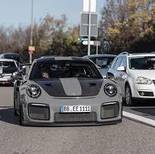 slammed porsche gt3 slammed 2018 porsche 911 gt2 rs is a photoshop job autoevolution