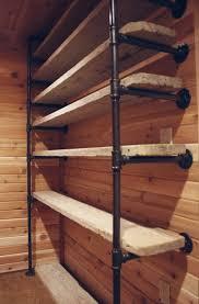 Wooden Closet Shelves by Diy Wooden Closet Shelves Home Design Ideas