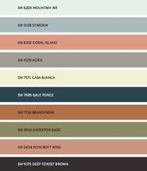 2017 Paint Trends Benjamin Moore 2017 Color Trends And Color Of The Year Best