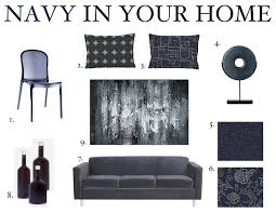 home trend navy navy benjamin moore and decorating