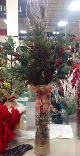 372 best christmas floral arrangements images on pinterest