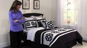 Detachable Bed Skirts Ashton Detachable Bed Skirt By Shop Bedding Youtube