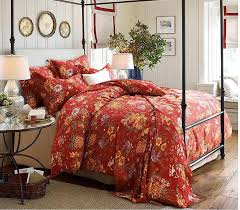 Quilted Duvet Cover King Red Floral Duvet Cover Roselawnlutheran
