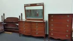 antique bedroom furniture mahogany 1940 to 1950 deep