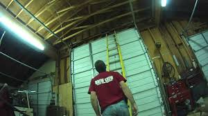 Overhead Garage Doors Repair by Overhead Garage Door Repair Youtube