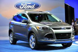 suv ford escape watch the new ford escape kuga suv on film