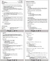 cv writting cv writing tutorial considering length format and balance succeed