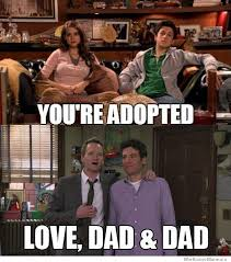 Surprise Mother Meme - how i met your mother meme adopted image memes at relatably com