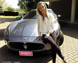 owns maserati how rich of instagram will spend year s 2016 daily
