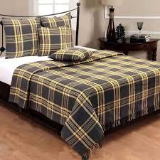 jeté de canapé jaune jeté de lit ou de canapé tartan jaune et gris 250 x 360 cm achat