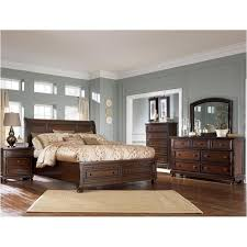 King Sleigh Bed B697 78 Ashley Furniture Eastern King Sleigh Bed With Storage Fb