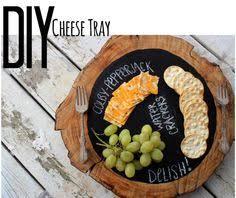 chalkboard cheese plate creative diy chalkboard ideas party trays diy chalkboard and trays