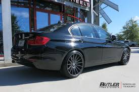 custom bmw 3 series bmw 3 series with 20in niche form wheels exclusively from butler