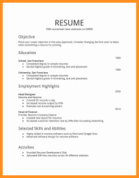 free simple resume builder simple resume format resume format and resume maker simple resume format 85 stunning simple job resume template examples of resumes basic resume format for