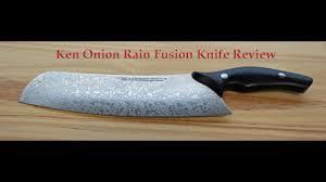 ken kitchen knives ken fusion knife review