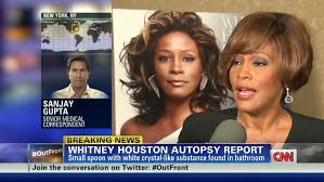 Whitney Houston Daughter Found In Bathtub Whitney Houston Drowned In A Foot Of Water Autopsy Says Cnn