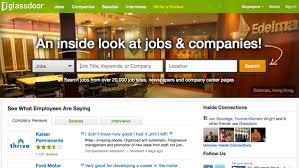 glass door jobs reviews glassdoor a jobs website raises 50 million the new york times