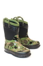 western chief kids camo neoprene rain boot toddler little kid