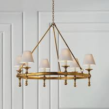 Comfort Classic Visual Comfort Lamps Sconces And Chandeliers Gracious Home