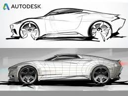 auto design software 28 how to design a car in autodesk 27 best car sketch