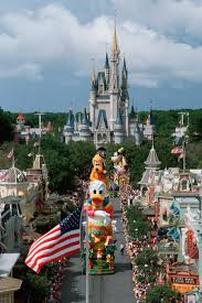Walt Disney World Vintage Walt Disney World Magic Kingdom Park Marks 20 Years