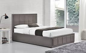 Three Quarter Ottoman Storage Bed Ottoman Beds Star Ultimate Abby Ottoman Bedstead Isabella Walnut