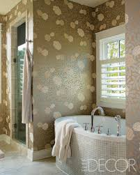 wallpaper bathroom designs 15 bathroom wallpaper ideas wall coverings for bathrooms