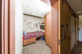 Pod Style Bathroom Room Types Housing U0026 Residential Education
