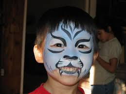 face painting dogs and cats