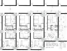 Long Narrow Floor Plans Elegant 2 Bedroom Apartments Flat Plan Drawingsmall Apartment