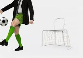 lazy football by emanuele magini chairblog eu