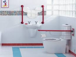 Cute Kid Bathroom Ideas Bathroom Kids Bathroom Sets And Decor Displaying Astounding Blue