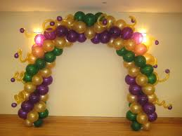mardigras balloon arch balloons pinterest arch mardi gras