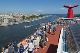 The best way to see cuba is on a cruise ship