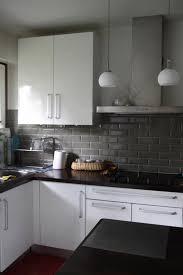 deco cuisine gris et blanc decoration salon blanc et noir cuisine blanc et gris best emejing